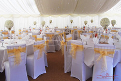 Summer Marquee and Tables