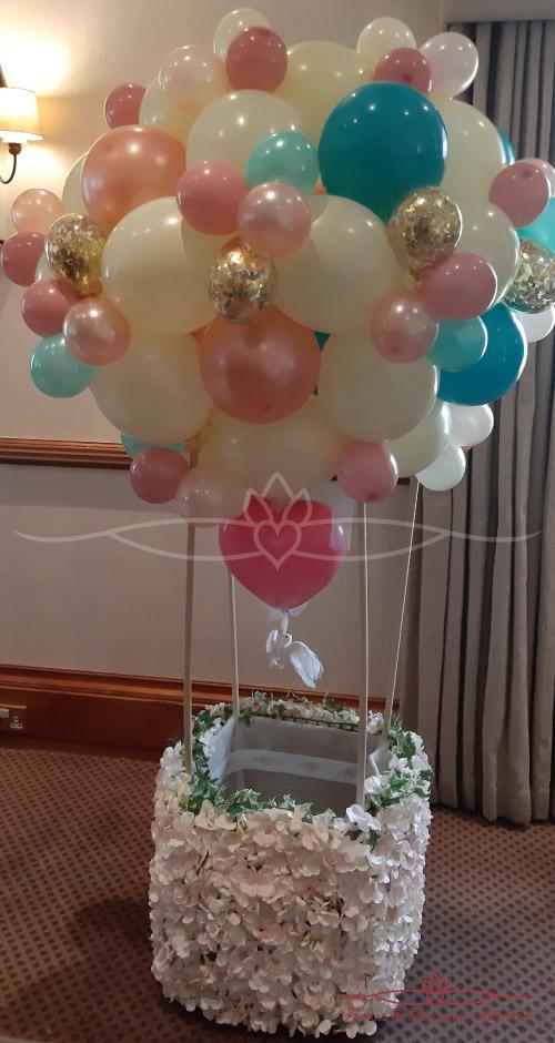 Floratbal Hot Air Balloon display