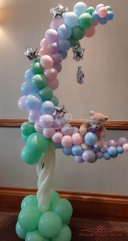 Floratbal Pastel Balloon Tree