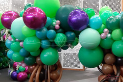 Enchanted Forest Balloon Trees