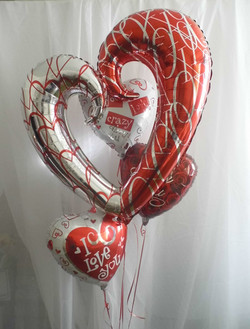 Premium Valentines Balloon