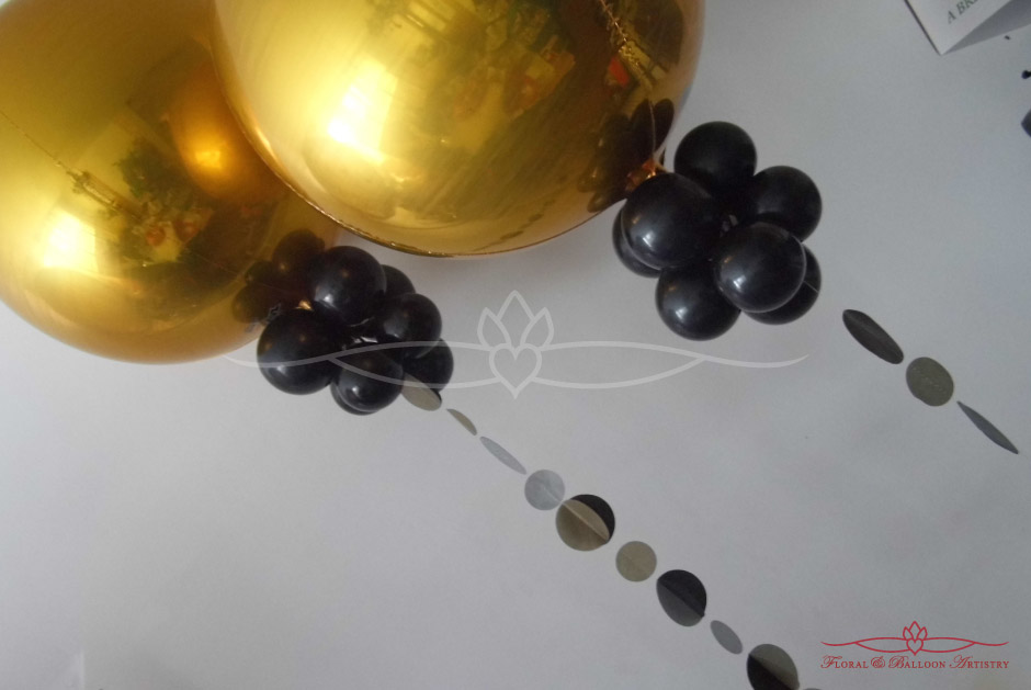 Floratbal Metallic Gold Balloons