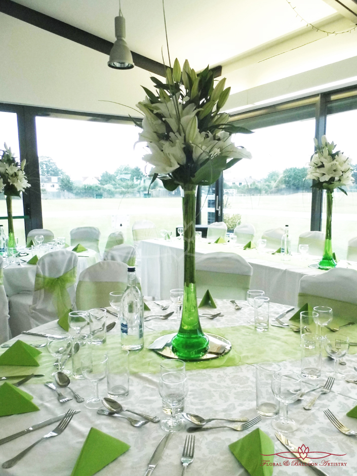 Event Room Decor