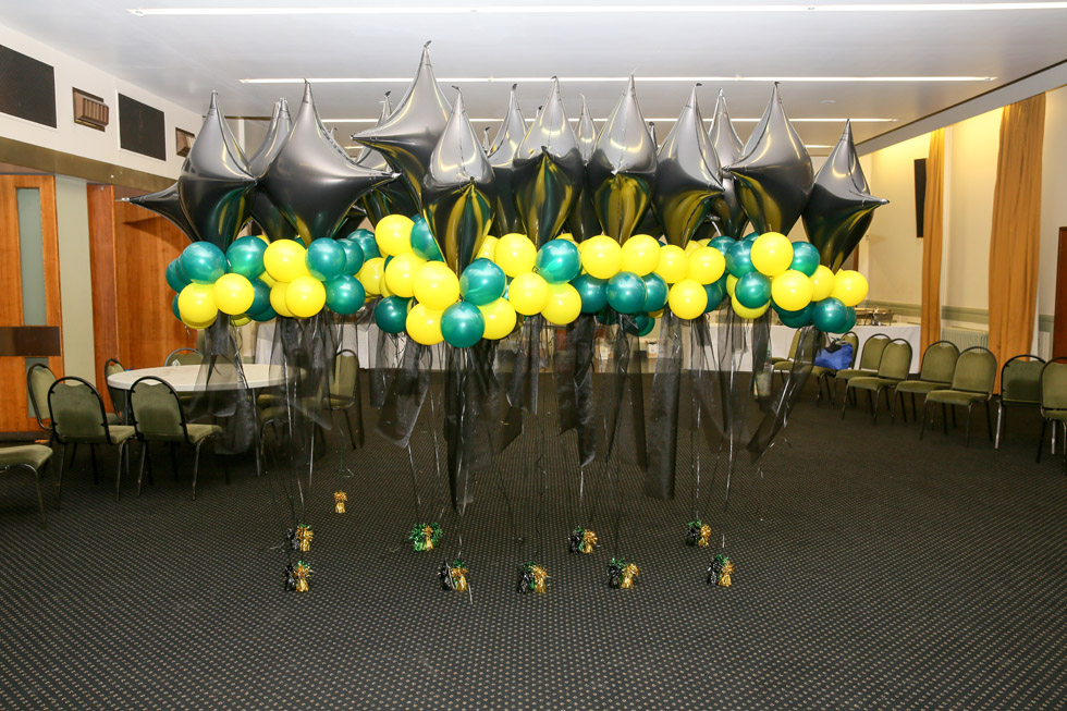 Corporate Table Balloon Displays