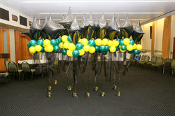 Corporate Table Balloon Displays