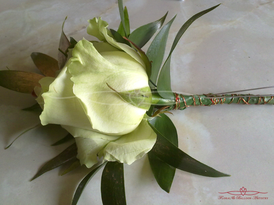 Groom Buttonhole Flower