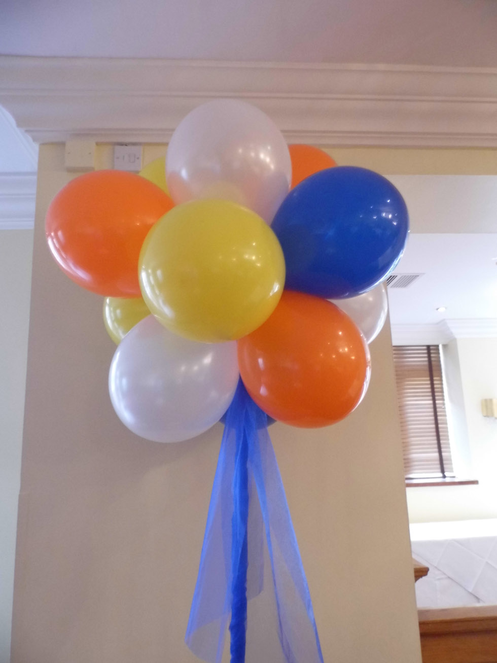 Corporate Balloon Display