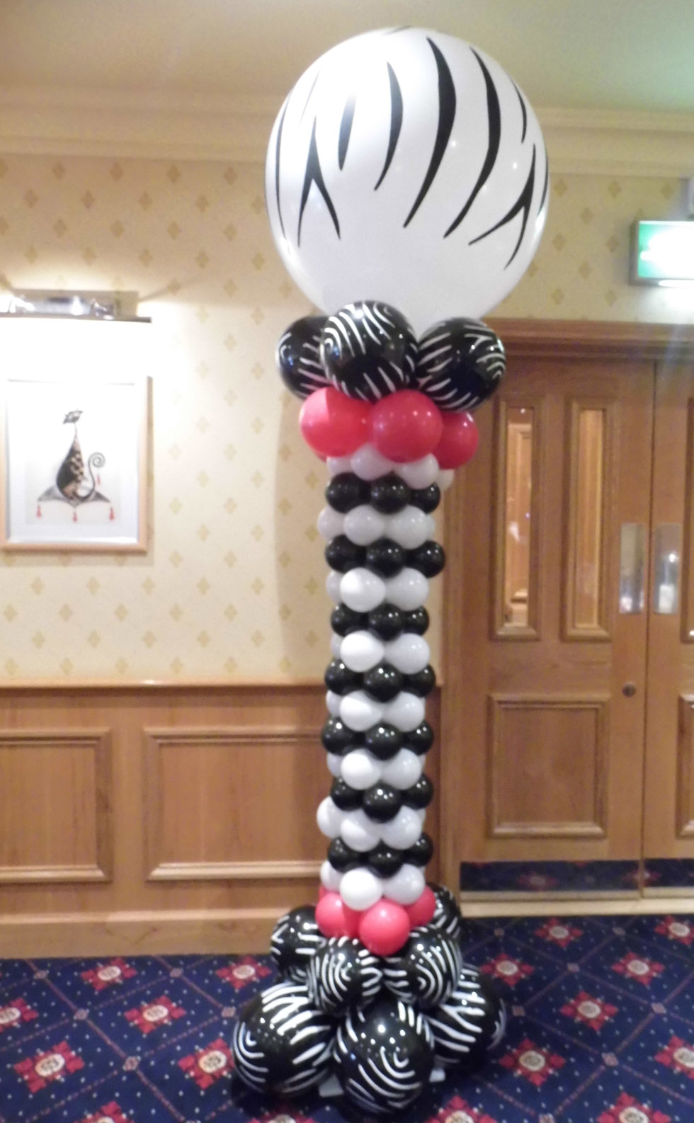 Event Balloon Tower