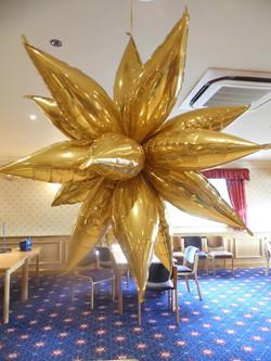 Foil Balloon Star