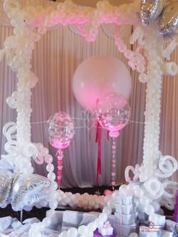Bridal Arch Display
