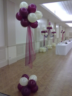 Wedding Room Displays