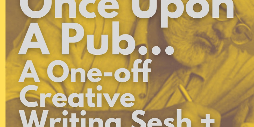 Once Upon a Pub... (with a FREE drink, FREE snacks and a FREE book!)