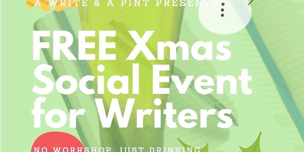 FREE Xmas Social Event for Writer