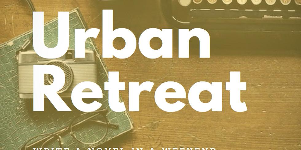 Urban Retreat: Write a Novel in a Weekend + brunch, a free book, handouts & more