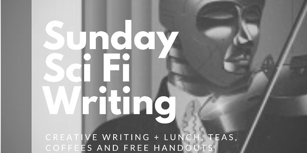 Sunday Sci-Fi Writing