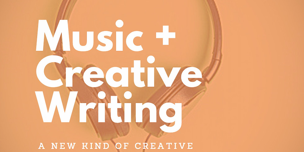 ♫♫ Music & Creative Writing ♫♫ + some free snacks + a free book.