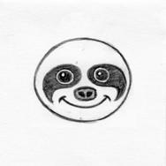 Sloth Face / Head Design