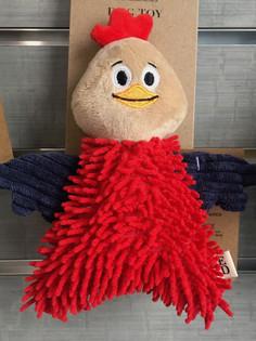 Chicken Plush Pet Toy
