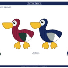 Pelican 3D Plush Pet Toy
