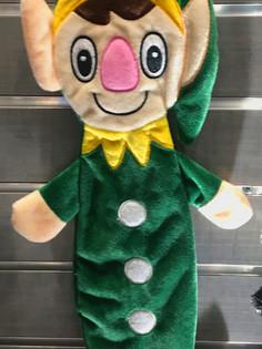 Elf Flattie Pet Toy