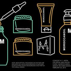 Moroccanoil Salon Promotion Concepts