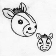 Horse Face / Head Design
