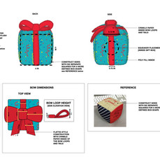 Birthday Gift Box Tech Pack