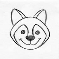 Wolf Face / Head Design