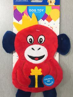 Crinkle Birthday Monkey