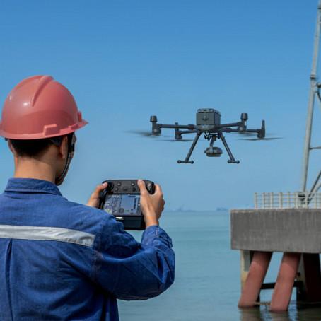 COMO É REALIZADA A INSPEÇÃO DE LINHAS DE ENERGIA COM DRONES