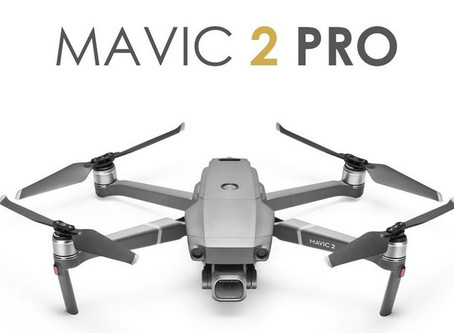 COMPARATIVO PHANTOM 4 PRO V2 VS MAVIC 2 PRO E MAVIC 2 ZOOM