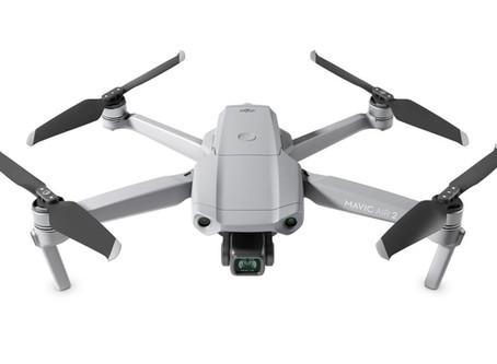 CONFIRA AS CARACTERÍSTICAS DO NOVO DRONE DJI MAVIC AIR 2