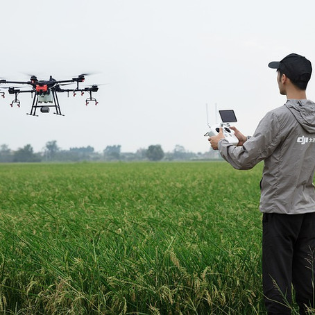 DRONES PARA PULVERIZAÇÃO: COMO FUNCIONA E OS PRINCIPAIS MODELOS DO MERCADO