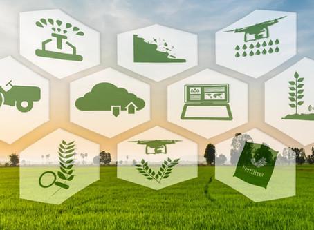 TECNOLOGIA DE DRONES PARA PULVERIZAÇÃO AGRÍCOLA E MAPEAMENTO