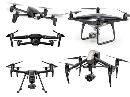 QUAIS OS MELHORES DRONES DE 2018 PARA MAPEAMENTO AÉREO
