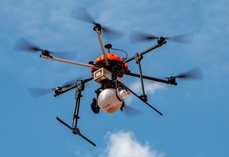 BRASIL É LÍDER MUNDIAL EM TECNOLOGIAS DE CONTROLE BIOLÓGICO COM DRONES