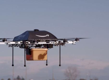 IBM DESENVOLVE PATENTE PARA ASSEGURAR ENTREGA COM DRONES