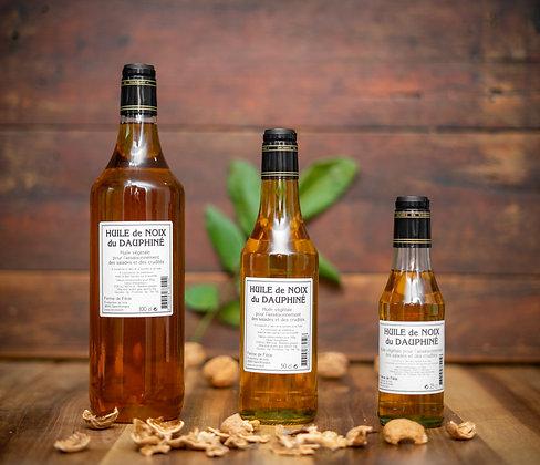 Huile de noix du Dauphiné