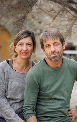 Nicolas et Laure - Producteurs de noix de Grenoble