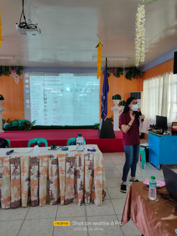 For the day 2, Ms. Alyssa Paredes discussed the technicalities of KOHA ILS