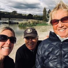Waverley Lake Selfie