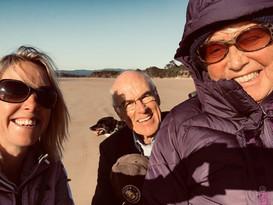 Freers Beach Selfie