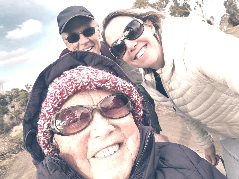 Heritage Forest Selfie