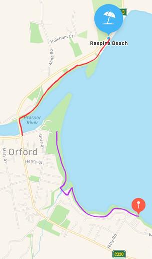 Orford Walks