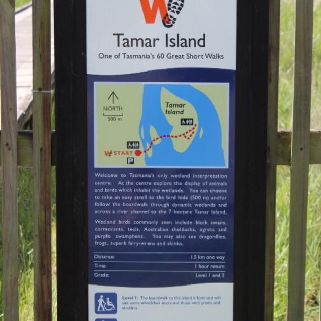 Tamar Island Wetlands Centre