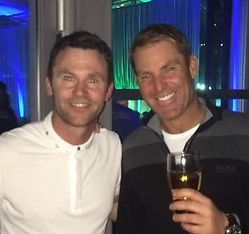 Shane Warne australian cricket Bogus Brothers