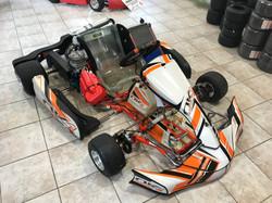 Karting OK1 / IAME 175cc / 40cv