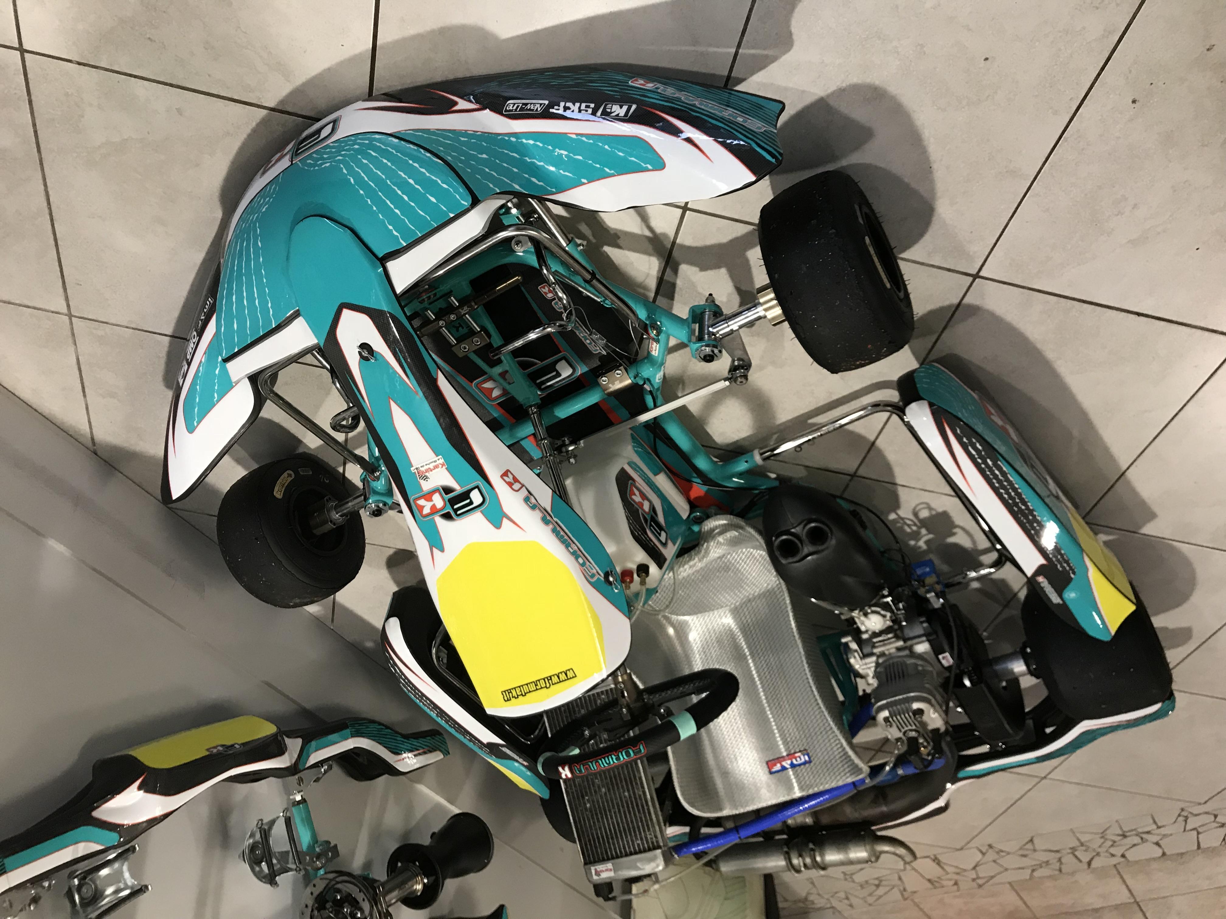 Karting Formula K / 125cc X30