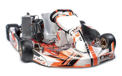 > 15 ans - Kart OK1 Rotax Max 125cc