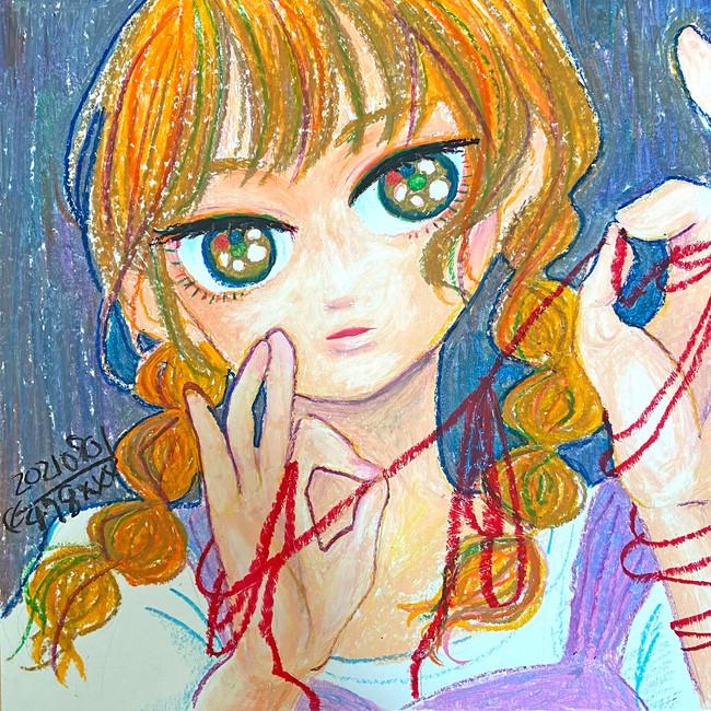 ヨナハアヤ 01「リボン」